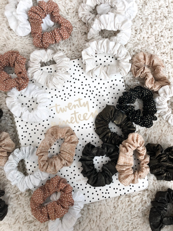 New Year, New… Scrunchies?